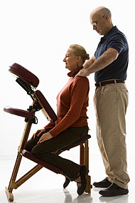 learn chair massage